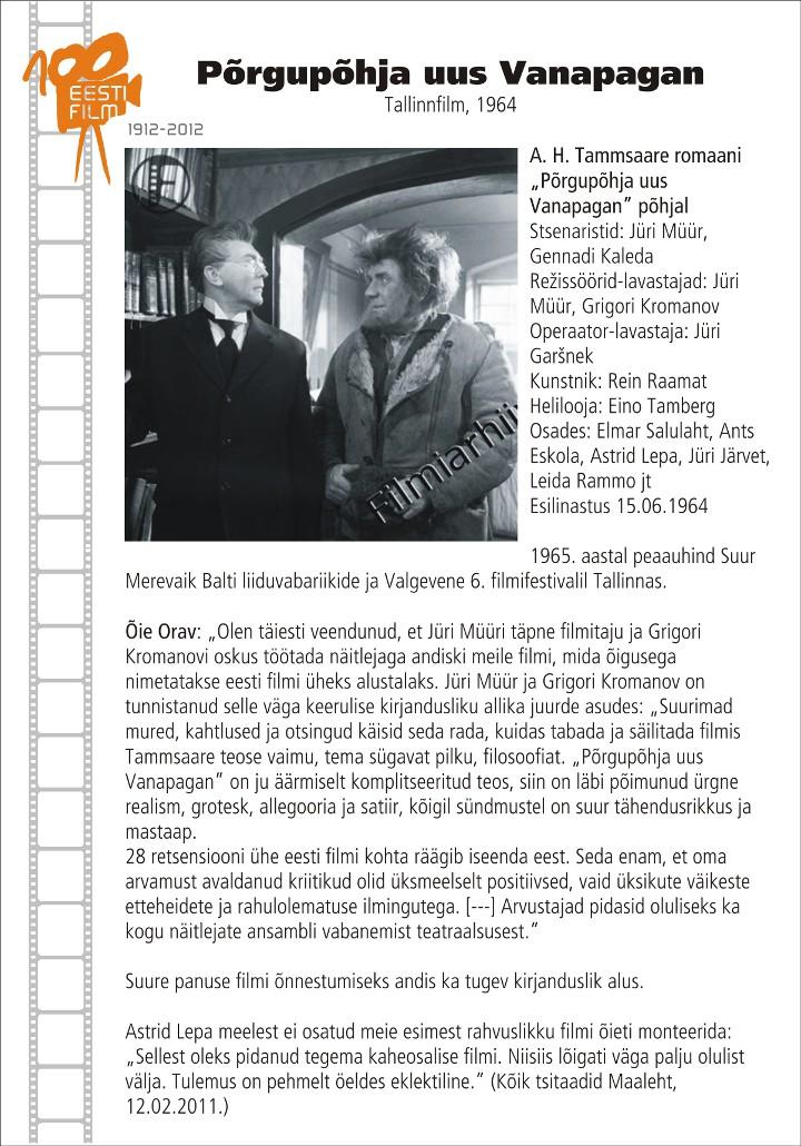 8f23d112319 Vigastest pruutidest idioodini. Kirjanduse ekraniseeringud Eesti filmis  (Eesti film 100)